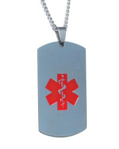 Stainless Steel Pendant Large